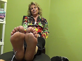 Mother I'd Like To Fuck feet