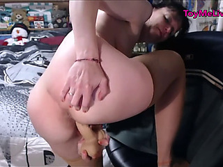 Real older woman hospital sister nurse with large love melons