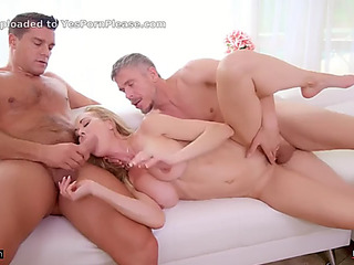 Gangbang brandi love acquires her mother i'd like to fuck cumhole used by 2 dicks
