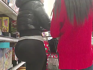 Marvelous latin babe mother i'd like to fuck bubble gazoo in spandex