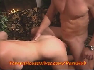 Blond gang group sex part 1