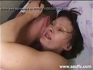 Mom fuck and son