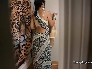 Indian Mom Gets Pregnant By Son POV