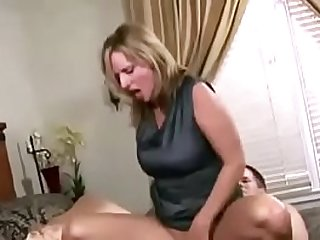 Mom loves hard cock