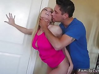 Mom makes friend's son cum twice  hardcore ebony lesbians strap on threesomes