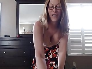 Hot Mother Gives The Best Bday Present To Son