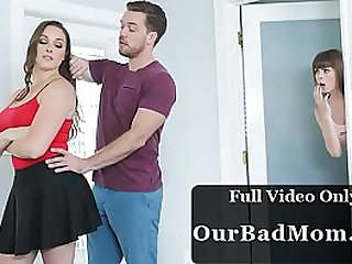 Horny Mom has Lust On Her Daughter's BF