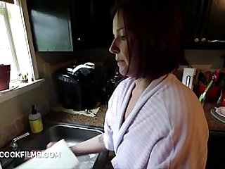 Mom Begs Her Son for Money - Series
